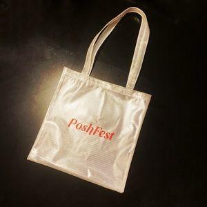 Poshfest tote bag